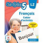 Auxiliar pentru clasa a V-a. Limba franceza. Limba moderna 2 (Mariana Visan)