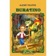 Buratino - Alexei Tolstoi