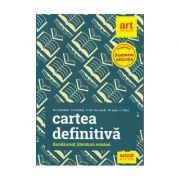 Cartea definitiva Literatura romana Bacalaureat - Ed. Art
