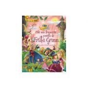 Cele mai frumoase povesti de Fratii Grimm. Colectia de aur