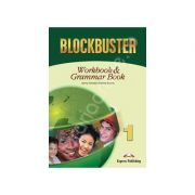 Curs de limba engleza Blockbuster 1. Workbook&Grammar. Caietul elevului. Clasa a V-a (Virginia Evans)