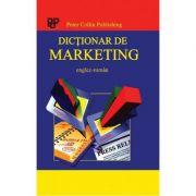 Dictionar de Marketing (englez-roman)
