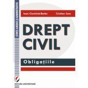 Drept civil. Obligatiile (Ioan Ciochina Barbu, Cristian Jora)