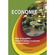 Economie. Ghid de pregatire intensiva pentru Bacalaureat - Floriana Pana, Ida Mihaela Sibana
