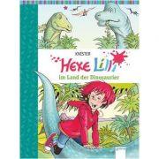Hexe Lilli im Land der Dinosaurier - Knister