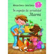 In ospetie la ursuletul Marmi. 5 povești terapeutice (Mircea Grecu, Jana Grecu)