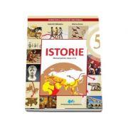 Istorie manual pentru clasa a V-a. Contine editie digitala (Valentin Balutoiu, Maria Grecu)