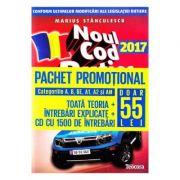 Pachet promotional Categoriile A, B, BE, A1, A2 si AM - Marius Stanculescu
