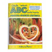 Povestea veveritei Castanica. Teama de separare - intoarcerea parintelui la locul de munca. Colectia ABC-ul povestilor terapeutice (Adriana Mitu)