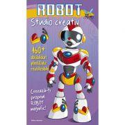 Robot. Studio creativ. Creaza-ti propriul robot magnific