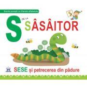S de la Sasaitor - necartonata (Greta Cencetti, Emanuela Carletti)