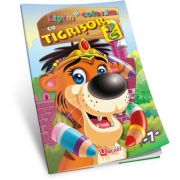 Lipim si coloram cu Tigrisor