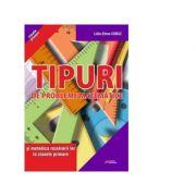 Tipuri de probleme matematice si metodica rezolvarii lor la clasele primare (Cobuz Lidia Elena)