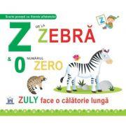 Z de la Zebra. Necartonata - Greta Cencetti