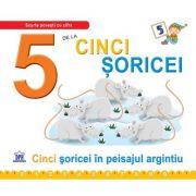 5 de la cinci soricei. Cartonata - Greta Cencetti