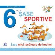 6 de la sase sportive. Cartonata - Greta Cencetti