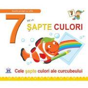 7 de la sapte culori - Cartonata