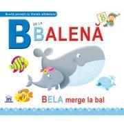 B de la Balena. Cartonata - Greta Cencetti