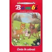 Bambi. Povestile copilariei - Carte de colorat