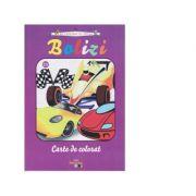 Bolizi. Carte de colorat