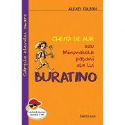 Buratino-Cheita de aur - Alexei Tolstoi