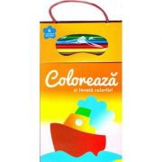 Coloreaza si invata culorile! 1