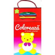 Coloreaza si invata culorile! 3