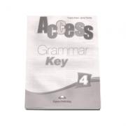 Curs limba engleza. Access Grammar 4 (Virginia Evans, Jenny Dooley)
