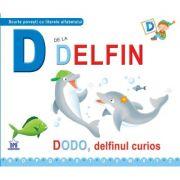 D de la Delfin. Cartonata - Greta Cencetti