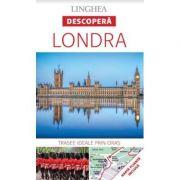 Descopera Londra - trasee ideale prin oras