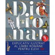 Dictionar explicativ ilustrat al limbii romane pentru elevi (clasele V-VIII)