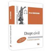 Drept civil. Contracte speciale. Editia a 2-a
