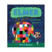 Elmer si ursuletul pierdut - David McKee