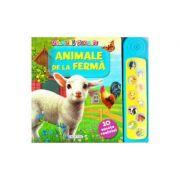 Glasuri vesele: Animale de la ferma