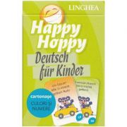 Happy Hoppy. Deutsch fur Kinder. Cartonase - Culori si numere
