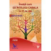 Invata cum aa intelegi Cabala in 21 de zile - David Wells