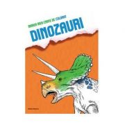 Marea mea carte de colorat - Dinozauri