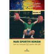 Mari sportivi romani care au concurat (si) pentru alte tari - Dan-Silviu Boerescu