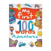 My First 100 Words. Adventures