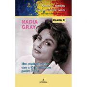 Nadia Gray. Diva romanca uitata care a facut striptease pentru Fellini - Dan-Silviu Boerescu