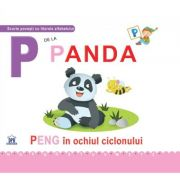 P de la Panda. Necartonata - Greta Cencetti