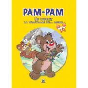Pam-Pam, un ursulet la vanatoare de... miere