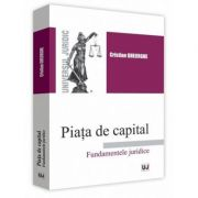 Piata de capital. Fundamentele juridice