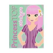 Princess Top - Stickers (verde)