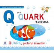 Q de la Quark, pestisorul. Necartonata - Greta Cencetti