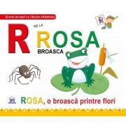 R de la Rosa, broasca. Necartonata - Greta Cencetti