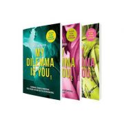 My dilemma is you, 3 volume - Cristina Chiperi