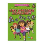 The English Alphabet (English for kids) - Silvia Ursache, Iulian Gramatki