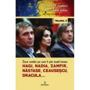 Zece romani pe care ii stie toata lumea: Hagi, Nadia, Zamfir, Nastase, Ceausescu, Dracula... - Dan-Silviu Boerescu