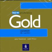New Proficiency Gold Class CD 1-2 - Jaqueline Newbrook